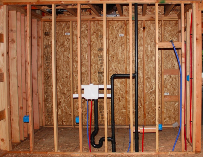 New construction renovations plumbing plumbing services for New construction plumbing